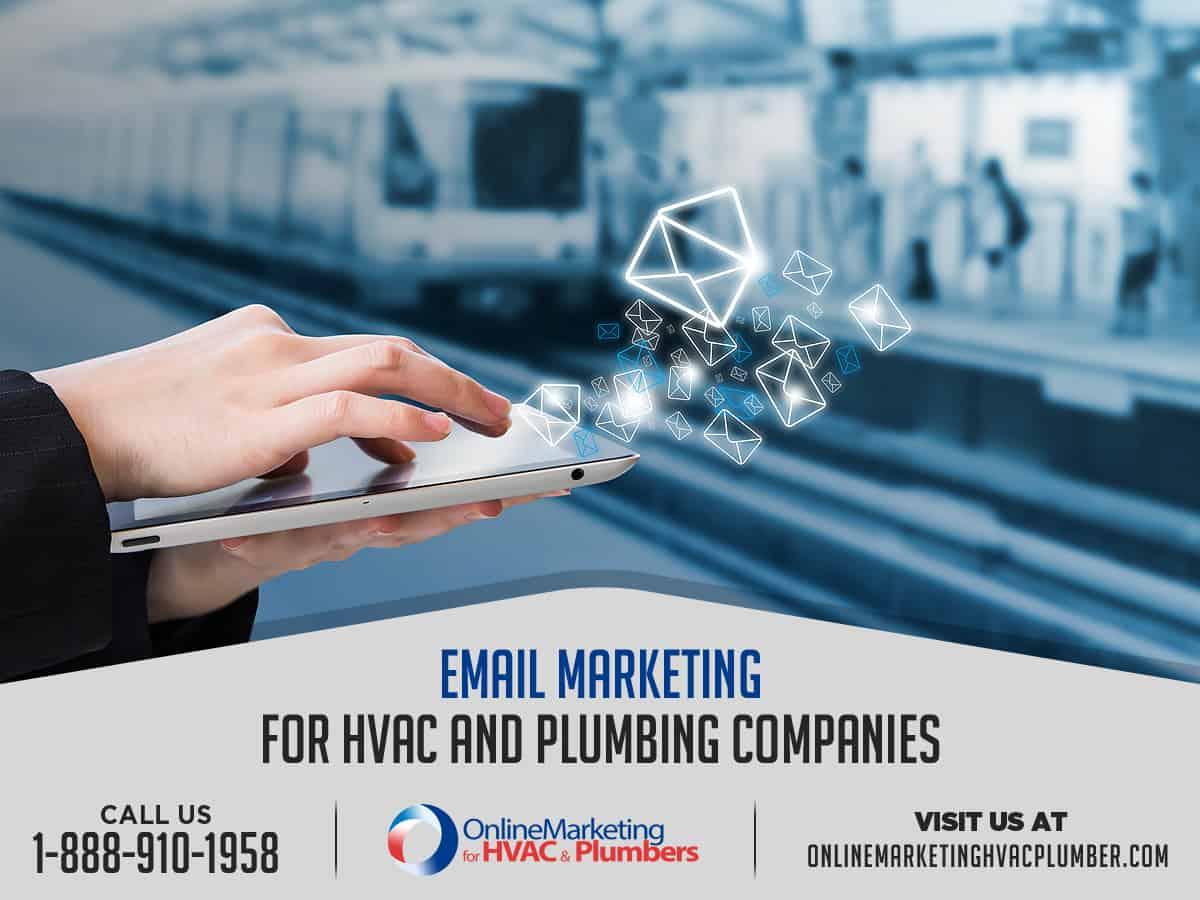 HVAC Plumber Email Marketing