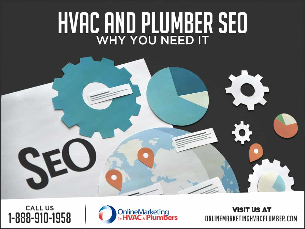 Plumber HVAC SEO Marketing Search Engine Optimization
